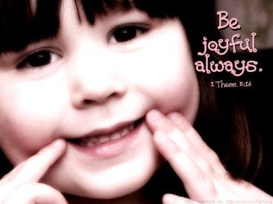 16 Be Joyful Always