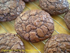 Easy Big Brownie Cookie Recipe