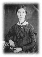 One of the very few Pictures taken of Emily Dickinson during her life.
