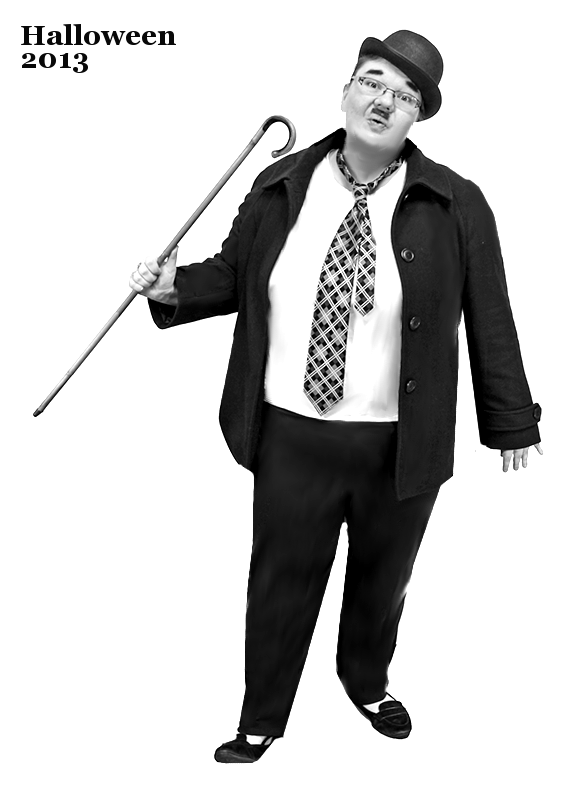 Charlie Chaplin Emily