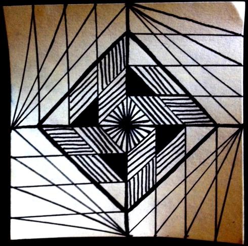 Sticky Note Sketch #4